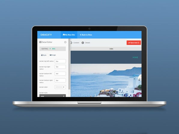 Dragify HTML + WordPress Website Builder Bundle: Lifetime Subscription