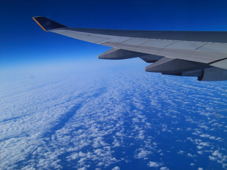 UN Agreement Lets Satellites Track Airplanes Over The Ocean