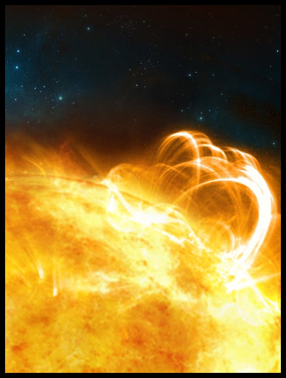 Under The Right Conditions Our Sun Could Produce An Enormous Superflare