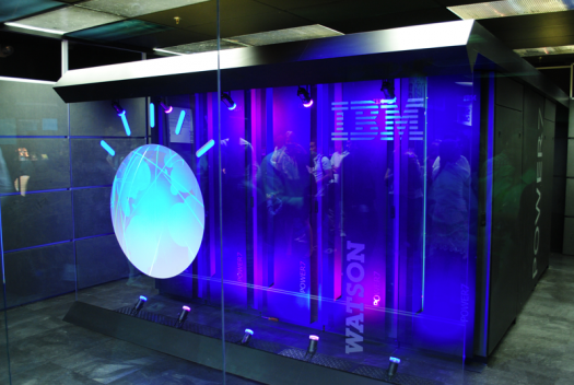 IBM Backs Watson With $1 Billion And A New Business Division