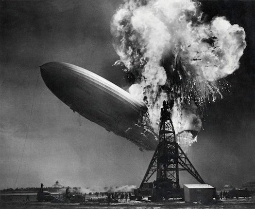 The Impossible Dream Of The Hindenburg: How Airships Were Going To Change The World