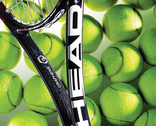 A Racquet Made With The World's Strongest Material