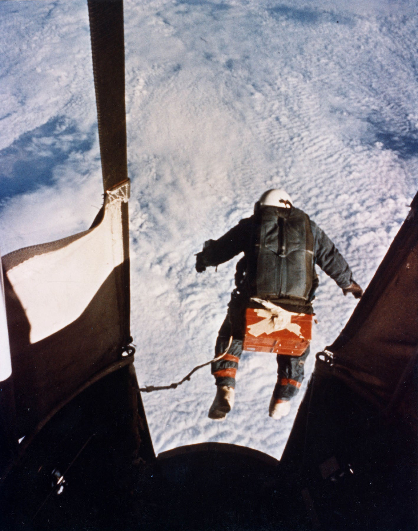 Skydiving Legend to Attempt Highest Parachute Jump
