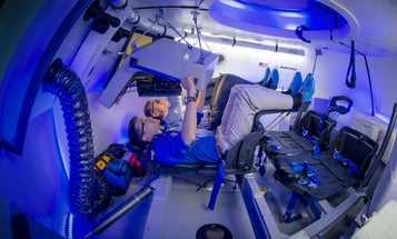 Boeing's NASA-Funded Space Taxi Saves A Seat For Tourists