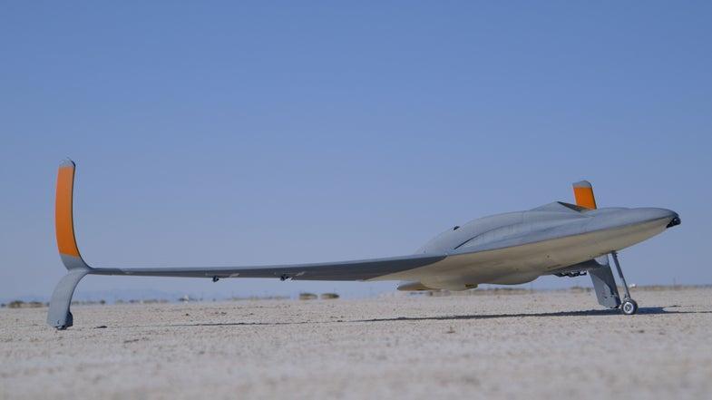 Watch A 3-D Printed Drone Take Flight