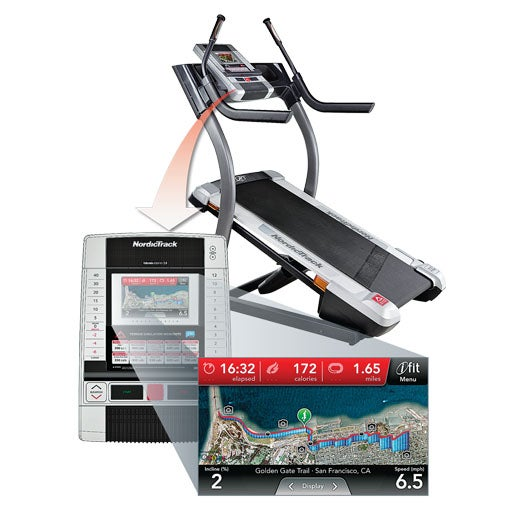 The Map-Equipped Treadmill That Can Recreate Any Hike On Earth