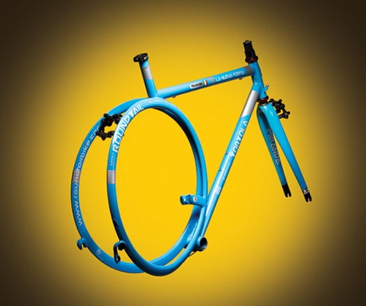 A New Spin on Road Bike Frames Smooths Your Ride