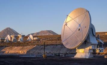 Big Pic: The Last Radio Antenna Arrives At Chile's Massive ALMA Telescope