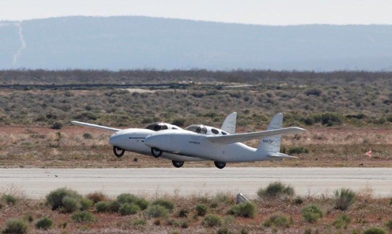 Unveiled: Burt Rutan's Final Creation Is A Flying Car