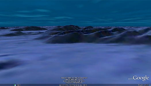 Google Earth Goes Under the Sea