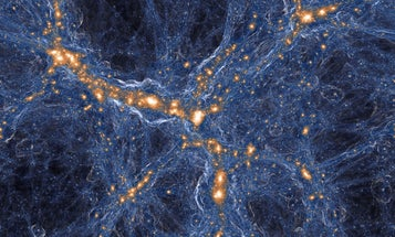 A massive, murky void in space has surprisingly few galaxies