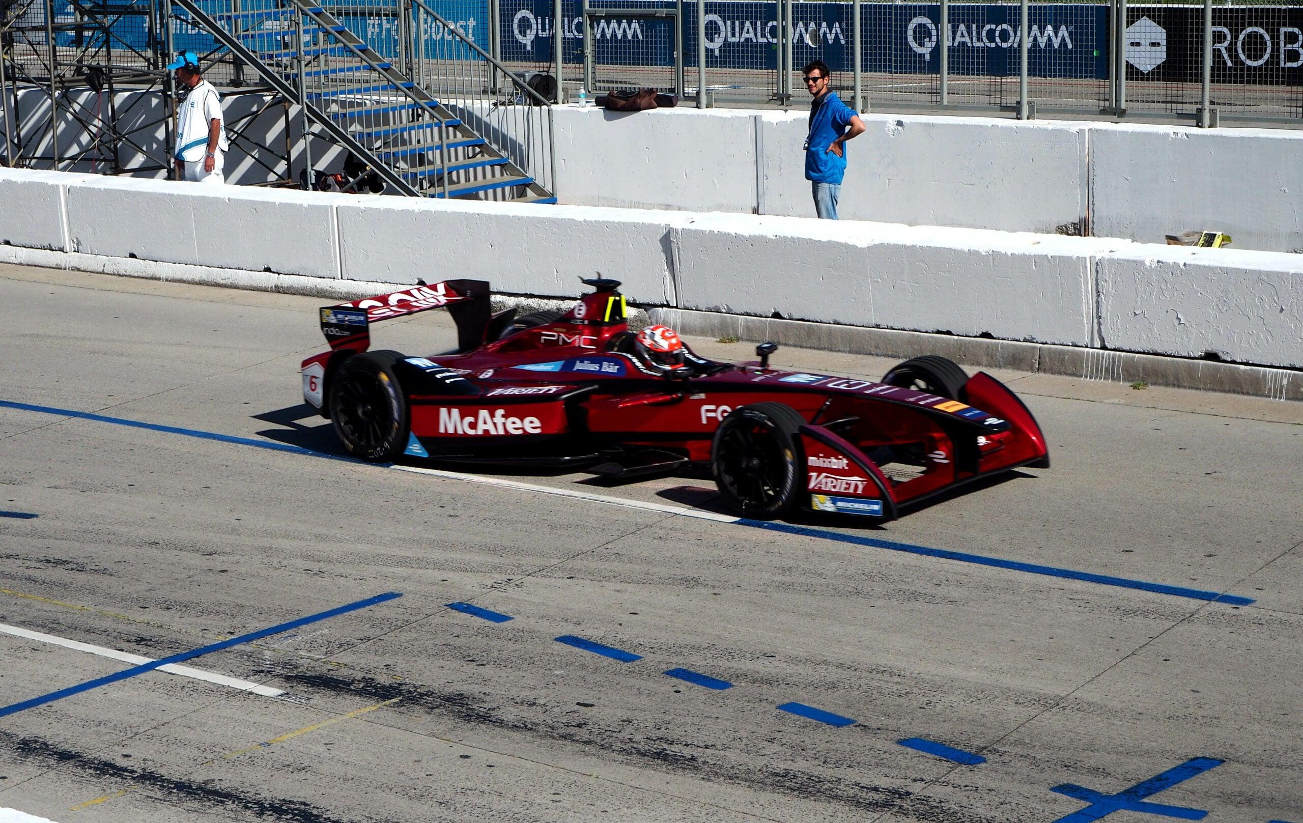 Formula E Adds New Cities, New Sponsor