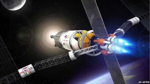 NASA Puts Its Money on Quantum Communications, Plasma Propulsion, and Other Future Tech
