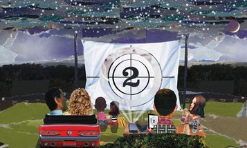 Make Your Own DIY Drive-In