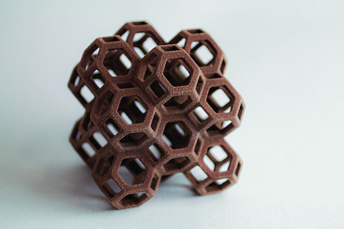 A 3D Food Printer Could Press And Print Your Next Meal