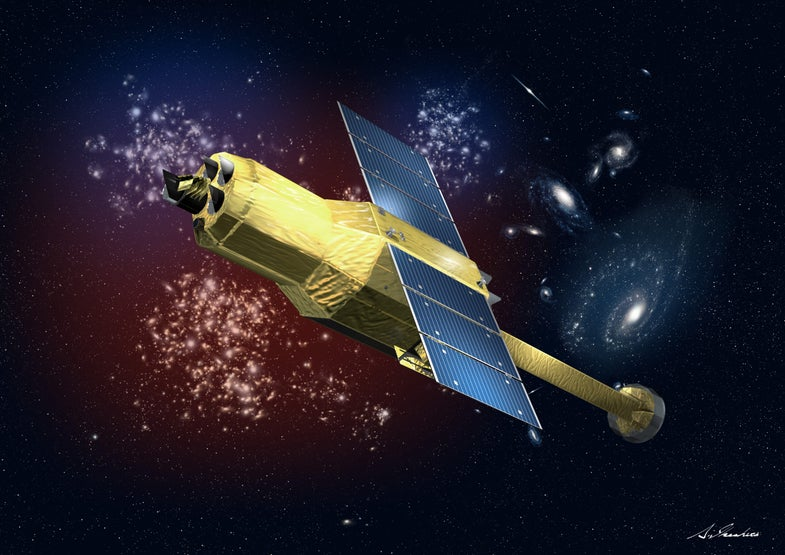 Japan's Black Hole-Hunting Telescope May Be In Trouble