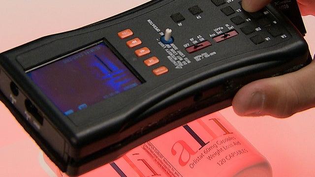 counterfeit scanner