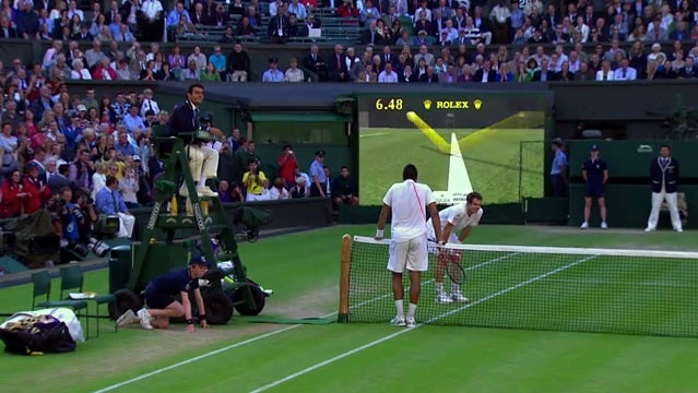 How Accurate Is Hawk-Eye, Tennis's Ball-Caller?