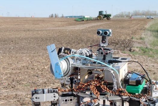 Prospero the Swarming Farmbot Wants to Show You the Future of Agriculture