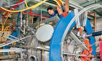The Labs That Go Boom: The Plasma Physics Laboratory Makes Miniature Suns