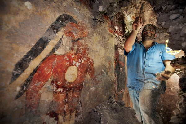 Even the Maya Didn't Think the World Would End in 2012
