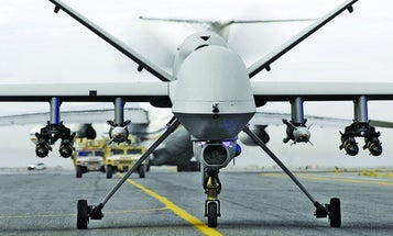 Point. Click. Kill: Inside The Air Force's Frantic Unmanned Reinvention