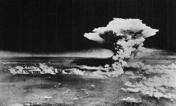 At Hiroshima, Obama Asks Fundamental Questions About Science And War