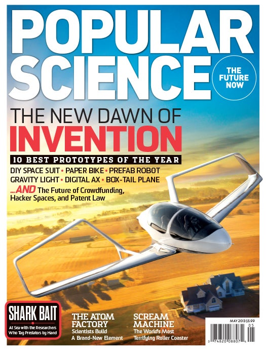 May 2013: The New Dawn Of Invention