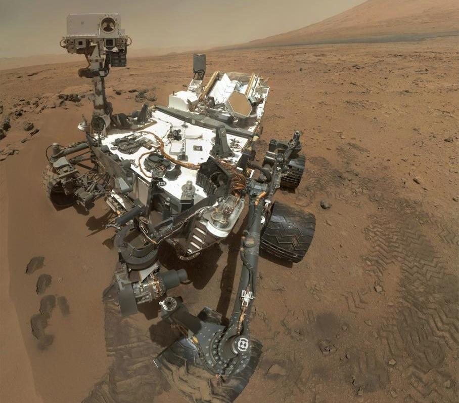 Congress Just Furloughed The Mars Rover Curiosity, Too [Update: Curiosity Is Safe]