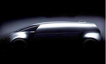 Mercedes Autonomous Van Concept Headed To Tokyo Motor Show