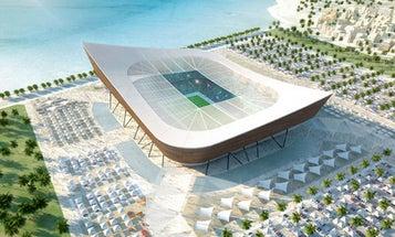 Qatar Unveils Awesome Solar Stadium Designs For 2022 World Cup