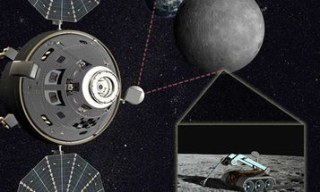Lockheed Martin Proposes Manned Mission to the Dark Side of the Moon