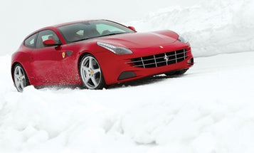 Ferrari Engineers Create an All-Weather, All-Wheel-Drive Supercar