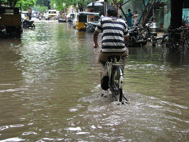 India's Monsoon Winds Have Blown For Nearly 13 Million Years