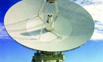 NASA's 3,500-Ton Deep-Space Antenna Repair