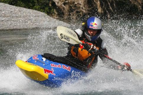 The Jet Kayak