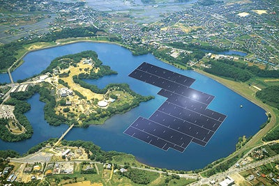 Floating Solar Panels May Be Coming To A Reservoir Near You