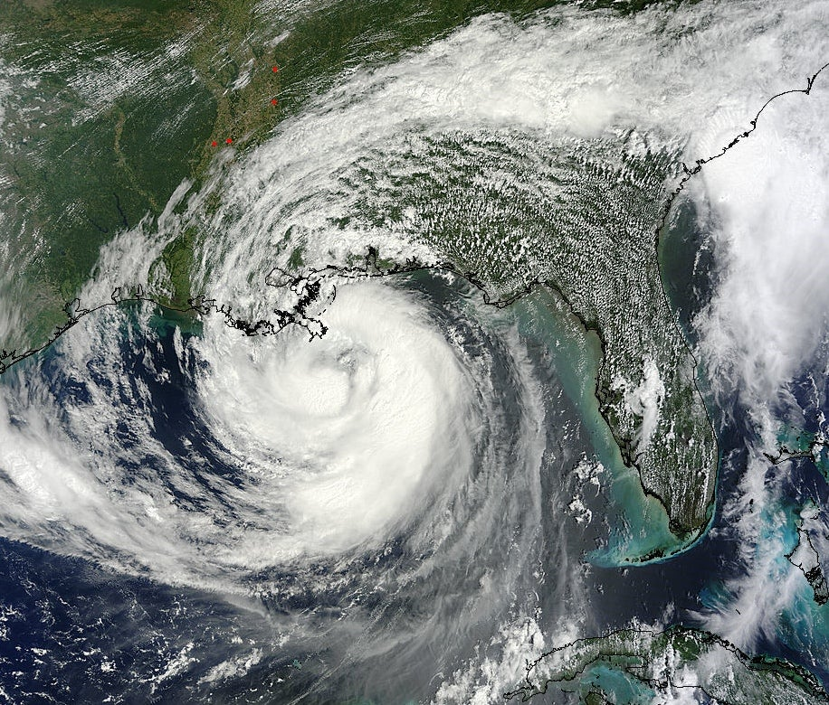Hurricane Isaac Captured in Eerily Beautiful Images from Orbit