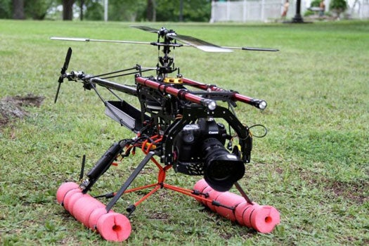 DIY Helicam Takes Awesome Aerial Videos