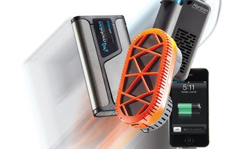 Portable Fuel Cells Charge Gadgets On the Go