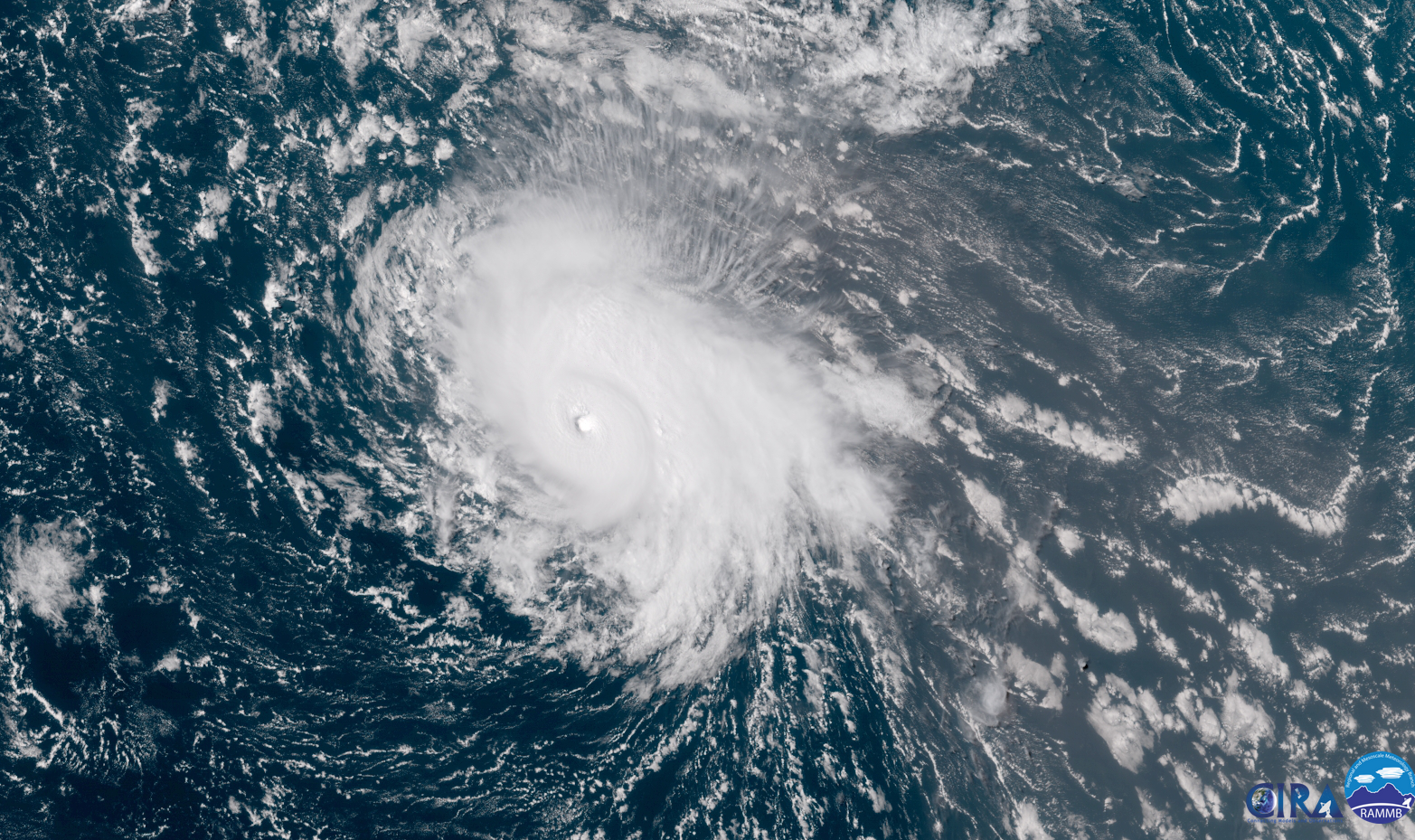 Hurricane Florence could be heading for the East Coast—but she's a tough storm to track
