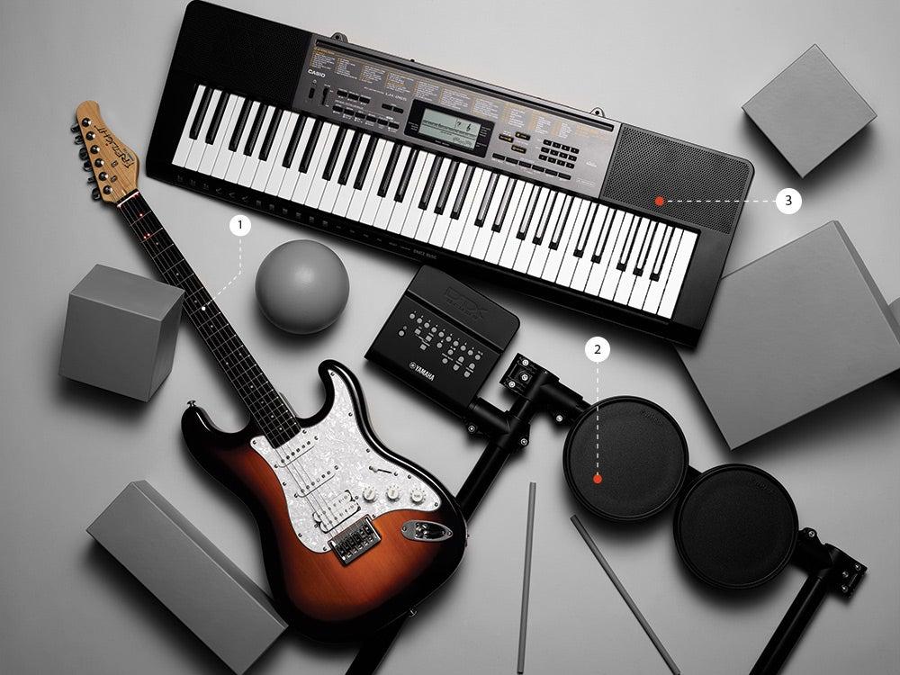 musical instrument tech
