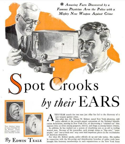 Earographs: November 1932