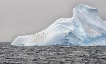 Behold The Beauty That's Now Protected By The Ross Sea Reserve