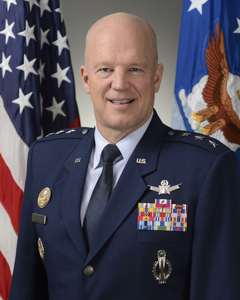 Space Defender: Interview With Air Force Lt. Gen. John W. Raymond