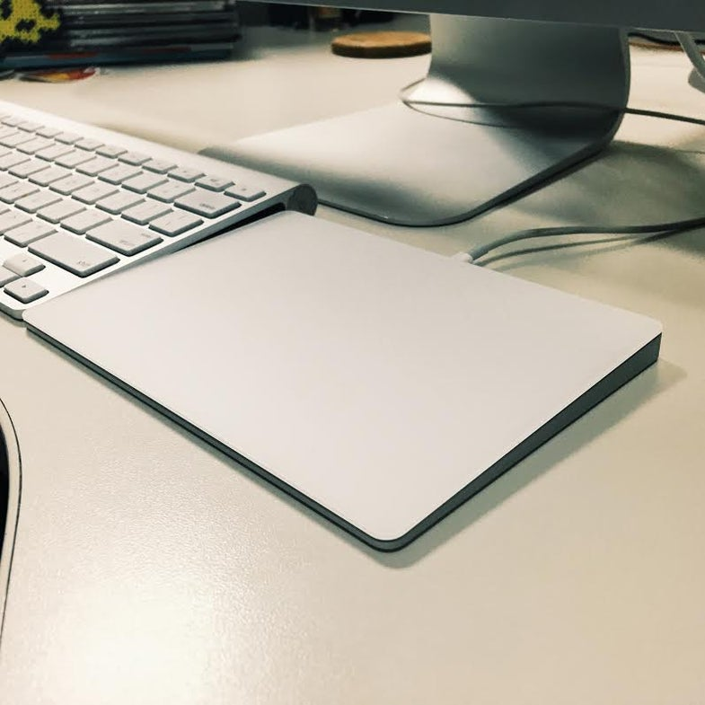 You Can Get Apple's Magic Trackpad 2 For $50