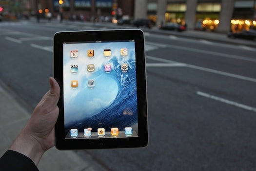 Although It's Been Said Many Times, Many Ways: The iPad is the Future