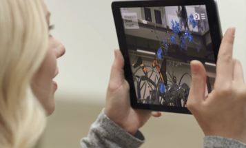 Apple and Pixar created a new file format for augmented reality on your phone