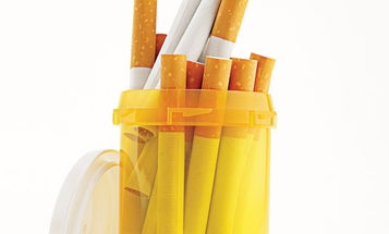 Tobacco May Keep Us from Catching the Flu