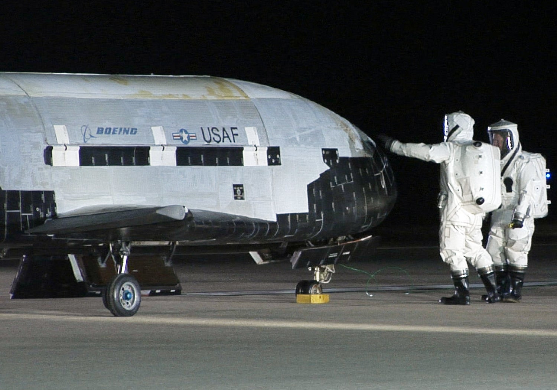 Secret Space Plane to Launch Tomorrow On Second Secret Space Mission